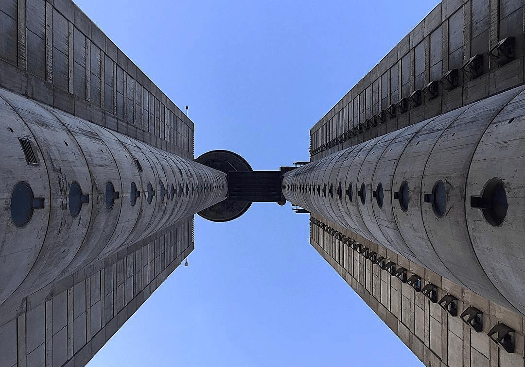 Brutalist Arhitecture Naslovna