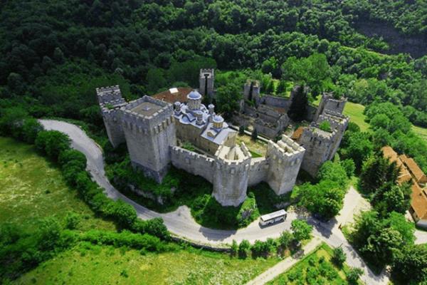 Medieval Serbia Naslovna