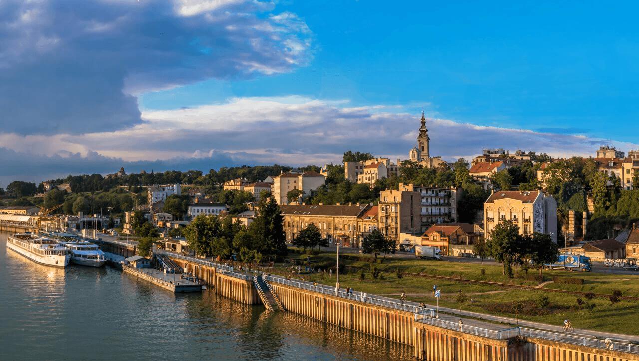 Sava & Danube Sightseeing Cruise Naslovna